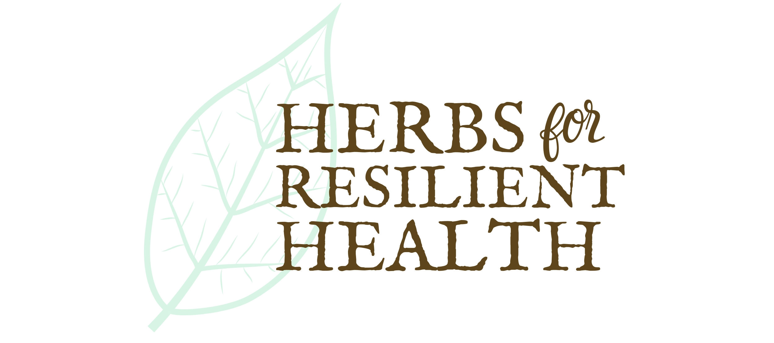 Herbs for Resilient Health